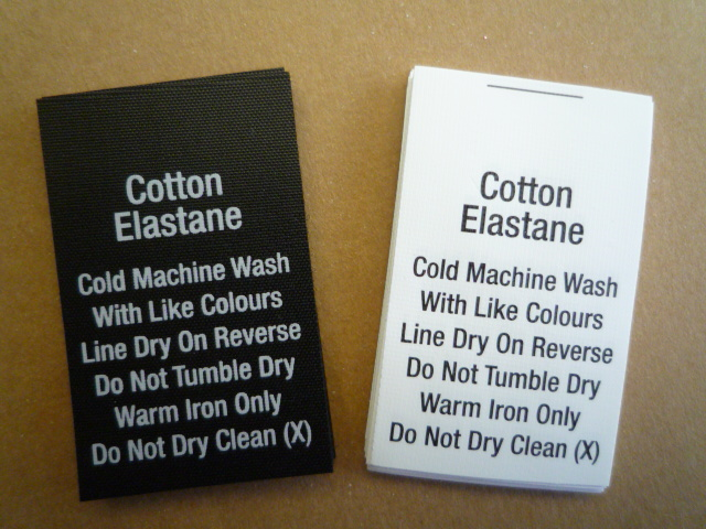 care instructions for cotton