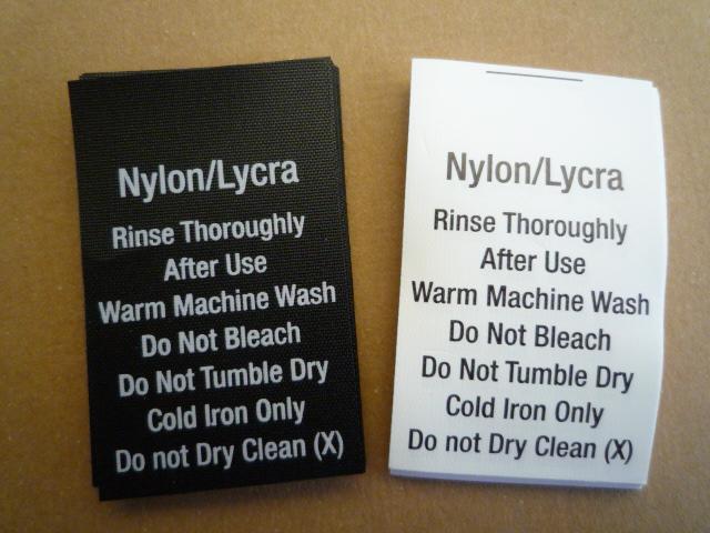 General Nylon Fiber Care 102